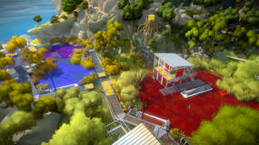 Image for The Witness' new screenshots show off a colourful marsh