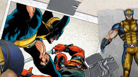 Image for Deadpool doesn't seem too pleased over Wolverine guest starring in his video game