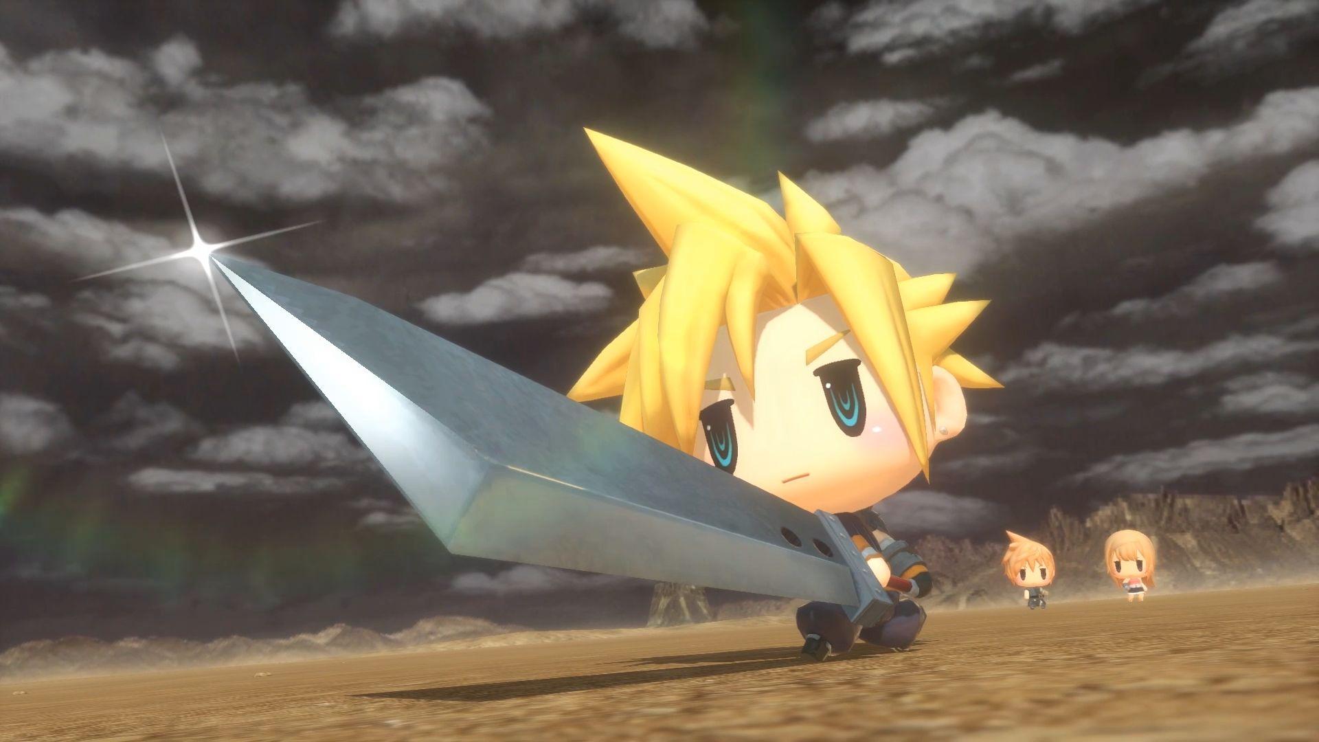 Image for World of Final Fantasy TGS 2015 update leaves us slightly less baffled
