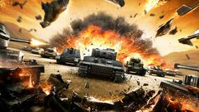 Image for World of Tanks looks pretty good on Xbox One
