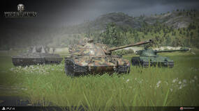 Image for World of Tanks confirmed for PS4, doesn't require PS Plus