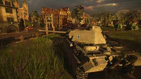 Image for World of Tanks streamers forced to evacuate Tankfest following a fire