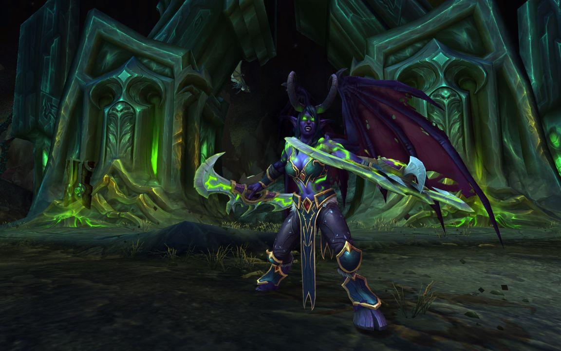 Image for World of Warcraft Legion expansion release date set