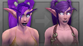 Image for Musclier, hairier and wearing better undies: meet WoW's new night elf