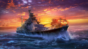 Image for World of Warships: Legends cross-play coming to Xbox One and PlayStation 4