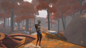 Image for Worlds Adrift trailer features community created islands