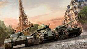 Image for Latest update for World of Tanks Xbox 360 comes with French tanks, new maps