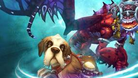 Image for World of Warcraft mount and pet available for purchase - 50% of proceeds benefit Make-A-Wish Foundation