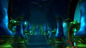 Image for WoW: Cataclysm screens show watery realm of Abyssal Maw