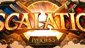 Image for World of Warcraft Escalation patch