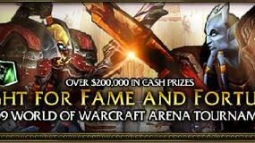Image for World of Warcraft gets a small patch and an arena tournament