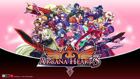 Image for Arcana Heart 3: Love Max listing on Amazon points to September 30 release