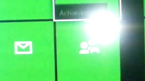 Image for Xbox One's dashboard leaks online in video