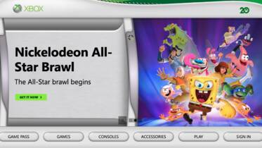Image for Miss the Xbox 360's blades? Well they're back… on the Xbox website