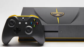 Image for One-of-a-kind Lamborghini Centenario Xbox One S is droolworthy