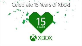 Image for Xbox users have spent over 100.5 billion hours playing games since original console debuted 15 years ago