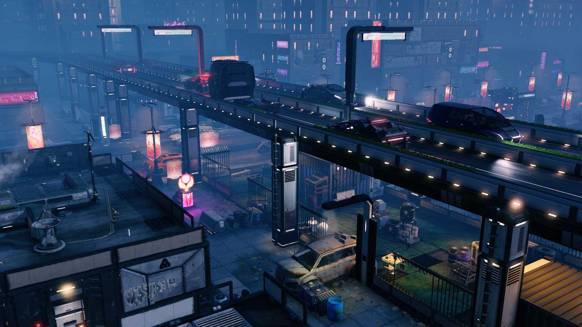 Image for Latest XCOM 2 screens show off Slums environment