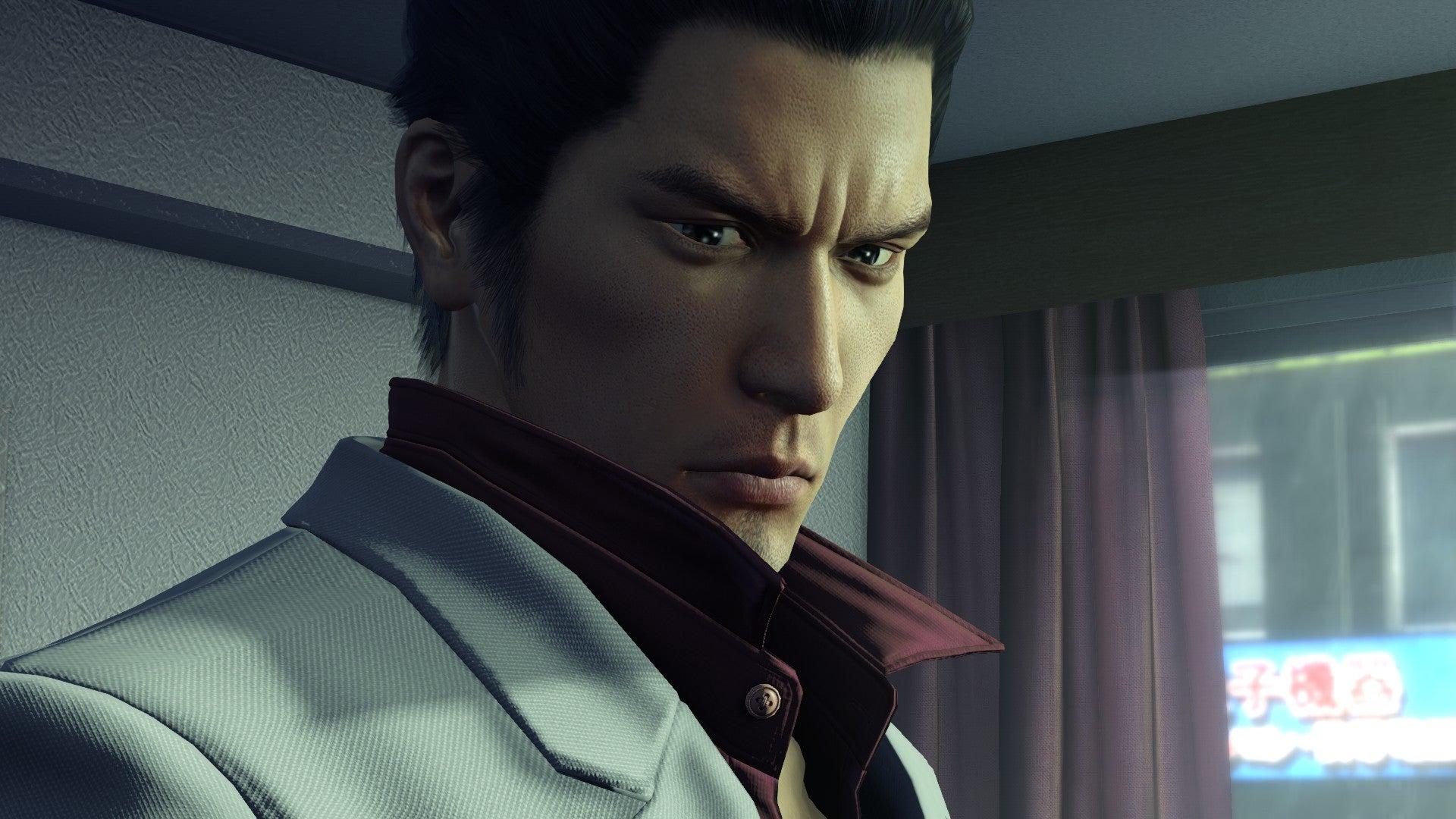 Image for Yakuza Kiwami out today on PC through Steam