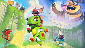 Image for Yooka-Laylee patch fixing camera and performance issues out for Xbox One, hits PC, PS4 at release