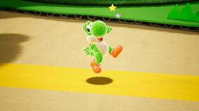 Image for Yoshi's Crafted World free demo available now