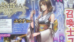 Image for FFX's Yuna confirmed for Dissidia 012: Final Fantasy, Tifa gets extra costume