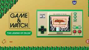 Image for Where to pre-order The Legend of Zelda Game & Watch