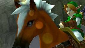 """Image for Ocarina of Time """"beautifully remade"""" for 3DS - Keza goes hands-on"""