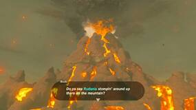 Image for Zelda: Breath of the Wild: Death Mountain, Goron City, Fire Resistance and the Abandoned Mine