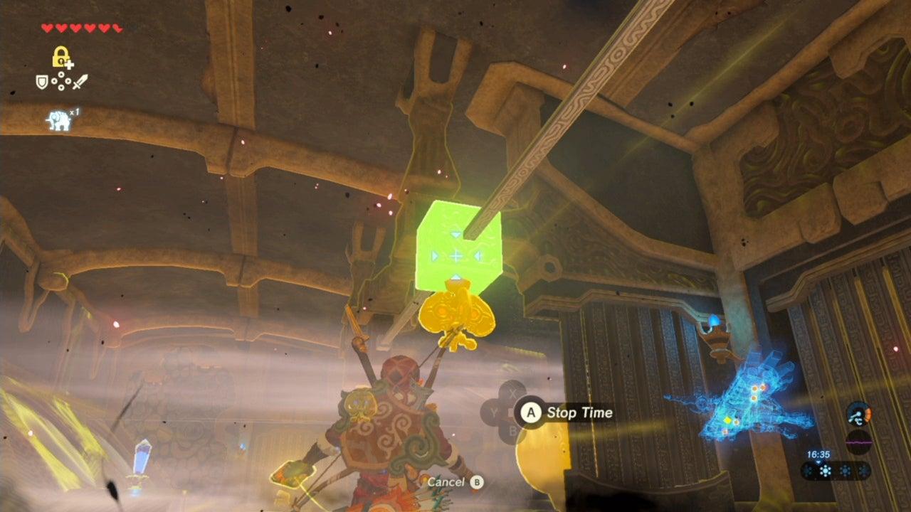 Image for Zelda: Breath of the Wild - Divine Beast Vah Medoh Dungeon guide