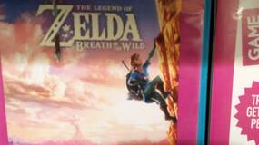 Image for Zelda: Breath of the Wild is out in March, according to GAME