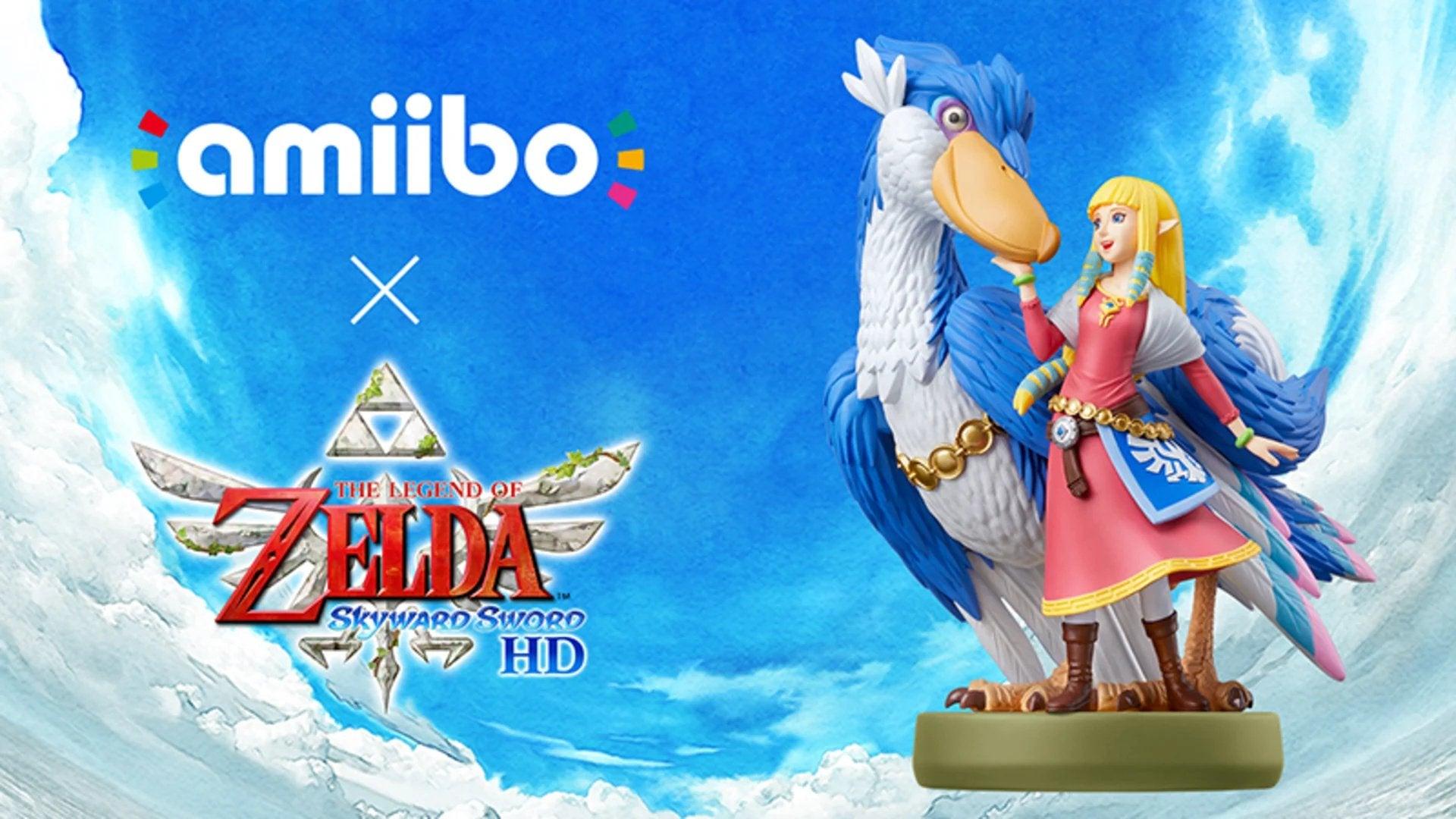 Image for Make no mistake, Nintendo's Zelda: Skyward Sword amiibo unlock is a dirty play