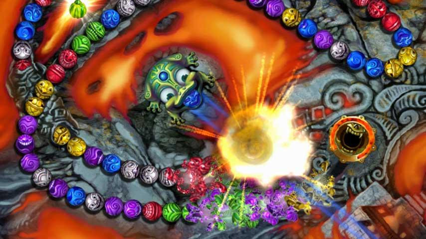 Image for Origin's latest free game is Zuma's Revenge